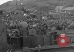 Image of Allied amphibious armada England, 1944, second 11 stock footage video 65675069839