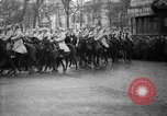 Image of 4th Cavalry Regiment Tours France, 1918, second 9 stock footage video 65675069844