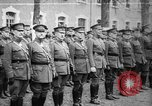 Image of soldiers Tours France, 1918, second 1 stock footage video 65675069846