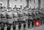 Image of soldiers Tours France, 1918, second 2 stock footage video 65675069846