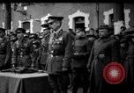 Image of Sir David Henderson Tours France, 1918, second 1 stock footage video 65675069847