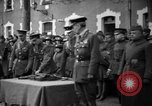Image of Sir David Henderson Tours France, 1918, second 4 stock footage video 65675069847