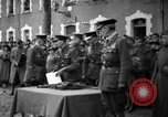 Image of Sir David Henderson Tours France, 1918, second 6 stock footage video 65675069847
