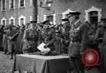 Image of Sir David Henderson Tours France, 1918, second 7 stock footage video 65675069847
