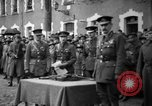 Image of Sir David Henderson Tours France, 1918, second 9 stock footage video 65675069847