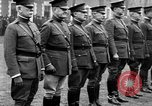 Image of John J Pershing Tours France, 1918, second 3 stock footage video 65675069850