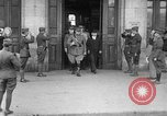 Image of John J Pershing Tours France, 1918, second 4 stock footage video 65675069851