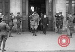 Image of John J Pershing Tours France, 1918, second 5 stock footage video 65675069851