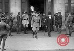 Image of John J Pershing Tours France, 1918, second 7 stock footage video 65675069851