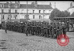 Image of John J Pershing Tours France, 1918, second 9 stock footage video 65675069851