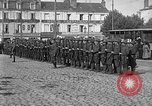 Image of John J Pershing Tours France, 1918, second 11 stock footage video 65675069851
