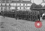 Image of John J Pershing Tours France, 1918, second 12 stock footage video 65675069851