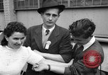 Image of Refugees arriving on SS Marine Flasher New York City USA, 1946, second 10 stock footage video 65675069856