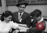 Image of Refugees arriving on SS Marine Flasher New York City USA, 1946, second 11 stock footage video 65675069856