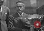 Image of Davis Cup New York United States USA, 1937, second 11 stock footage video 65675069862