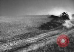 Image of wheat harvesting Walla Walla Washington USA, 1937, second 11 stock footage video 65675069866
