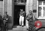 Image of Bernard L Montgomery Nieuwkerk Germany, 1945, second 8 stock footage video 65675069869