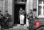 Image of Bernard L Montgomery Nieuwkerk Germany, 1945, second 9 stock footage video 65675069869