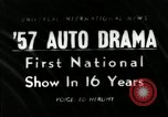 Image of 1956 National Automobile Show New York United States USA, 1956, second 1 stock footage video 65675069880