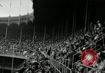 Image of football match New York United States USA, 1956, second 4 stock footage video 65675069885