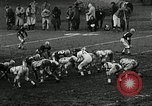 Image of football match New York United States USA, 1956, second 7 stock footage video 65675069885