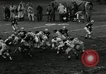 Image of football match New York United States USA, 1956, second 8 stock footage video 65675069885