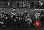 Image of football match New York United States USA, 1956, second 9 stock footage video 65675069885