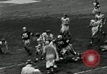 Image of football match New York United States USA, 1956, second 11 stock footage video 65675069885