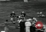 Image of football match New York United States USA, 1956, second 12 stock footage video 65675069885