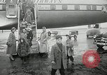 Image of Iron Curtain refugees New York United States USA, 1954, second 6 stock footage video 65675069887