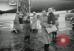 Image of Iron Curtain refugees New York United States USA, 1954, second 9 stock footage video 65675069887