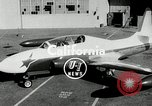 Image of Lockheed jet trainer California United States USA, 1954, second 2 stock footage video 65675069888