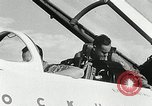 Image of Lockheed jet trainer California United States USA, 1954, second 5 stock footage video 65675069888