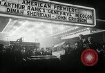 Image of Genevieve premiere New York United States USA, 1954, second 12 stock footage video 65675069889