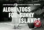 Image of American models Hawaii USA, 1954, second 2 stock footage video 65675069891