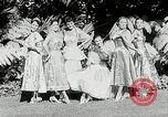 Image of American models Hawaii USA, 1954, second 8 stock footage video 65675069891