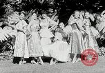 Image of American models Hawaii USA, 1954, second 9 stock footage video 65675069891