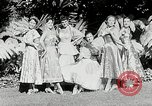 Image of American models Hawaii USA, 1954, second 10 stock footage video 65675069891