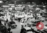 Image of Mercedes 300SL and the International Motor Sports Show New York United States USA, 1954, second 3 stock footage video 65675069893
