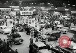 Image of Mercedes 300SL and the International Motor Sports Show New York United States USA, 1954, second 5 stock footage video 65675069893
