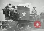 Image of half tracks United States USA, 1943, second 9 stock footage video 65675069896