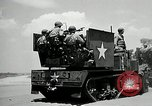 Image of half tracks United States USA, 1943, second 12 stock footage video 65675069896
