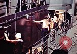 Image of SS Hannibal Victory Pacific Ocean, 1946, second 4 stock footage video 65675069918