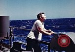 Image of SS Hannibal Victory Pacific Ocean, 1946, second 4 stock footage video 65675069919
