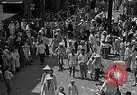 Image of Festival parade Taiwan, 1940, second 2 stock footage video 65675069923