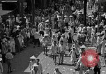 Image of Festival parade Taiwan, 1940, second 3 stock footage video 65675069923