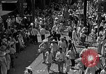Image of Festival parade Taiwan, 1940, second 5 stock footage video 65675069923