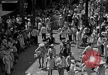 Image of Festival parade Taiwan, 1940, second 6 stock footage video 65675069923