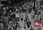 Image of Festival parade Taiwan, 1940, second 9 stock footage video 65675069923