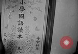 Image of Taiwanese civilians Taiwan, 1950, second 7 stock footage video 65675069930